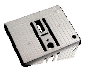 bernina placca ago kit punciatore oscillante 5,5mm