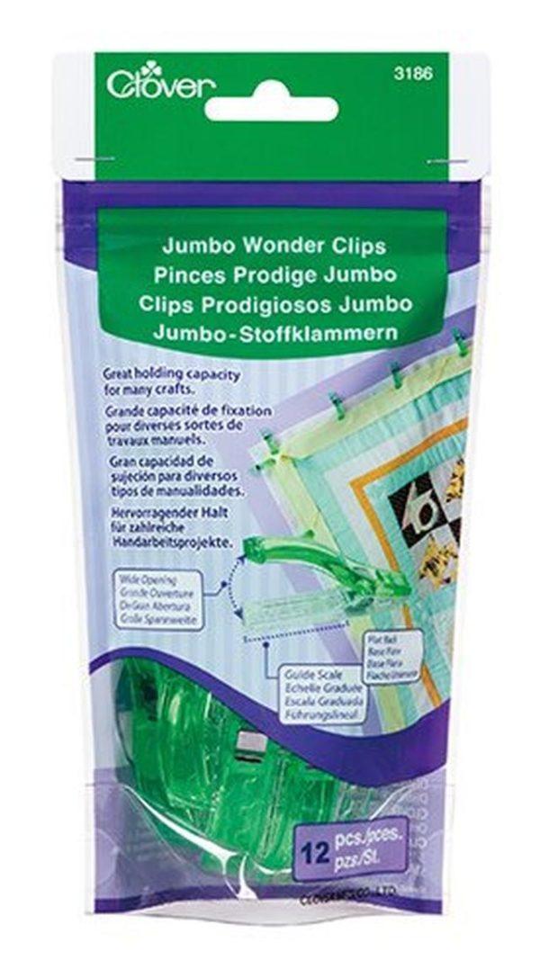 Clover clips jumbo wonder 3186