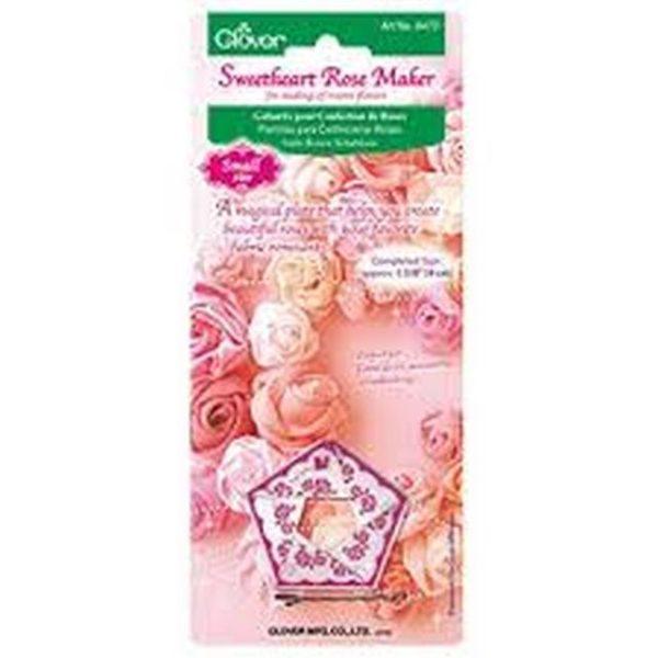 Clover yo-yo rosa piccola 8470