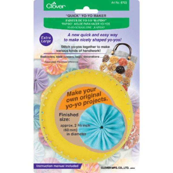 Clover yo-yo circolare extra large 8703