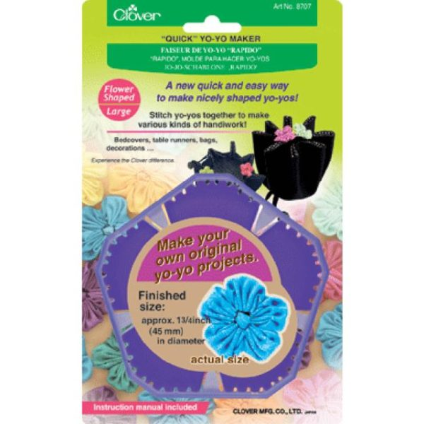 Clover yo-yo fiore grande 8707