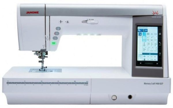 Janome 9400QCP
