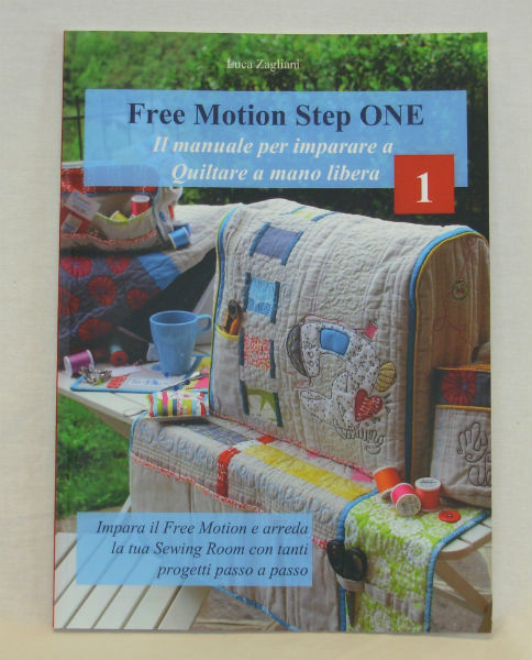 libro free motion step one di luca zagliani