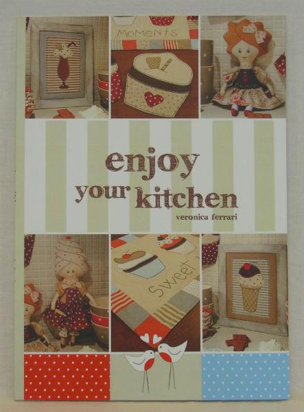 libro enjoy your kitchen di veronica ferrari