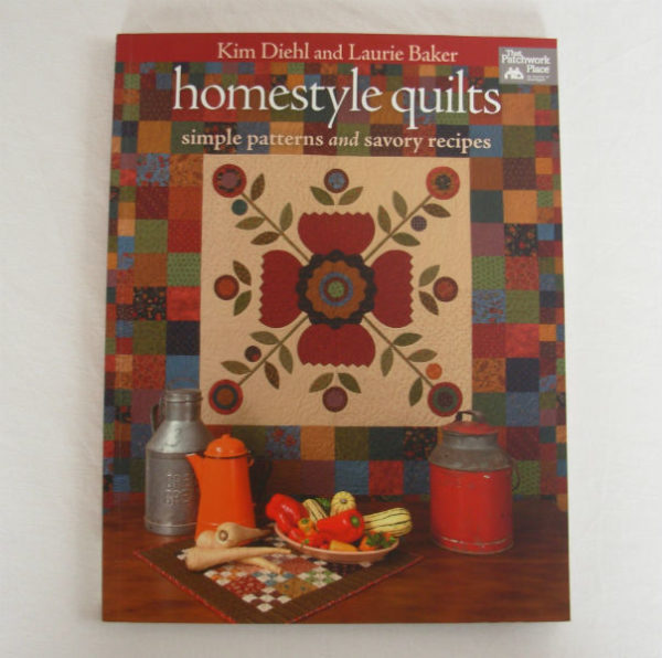 libro homestyle quilts