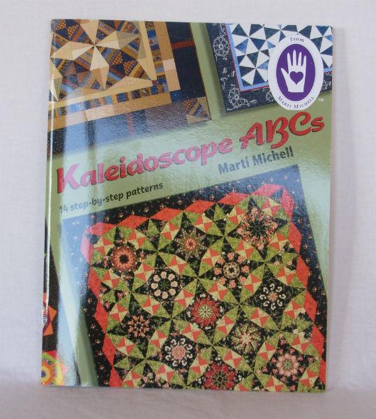 libro kaleidoscope abcs di marti michell