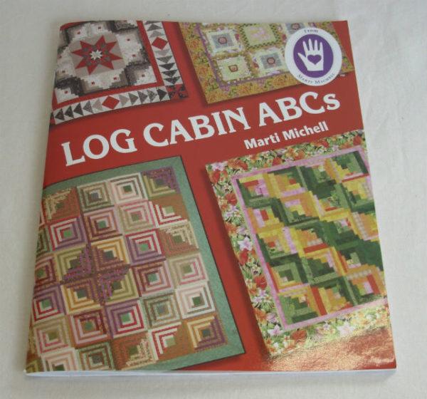 libro log cabin abcs di marti michell