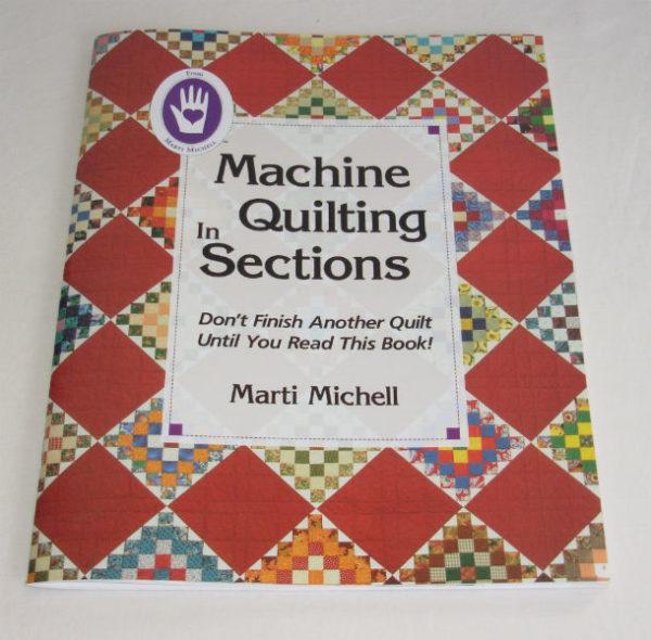 libro machine quilting in section di marti michel