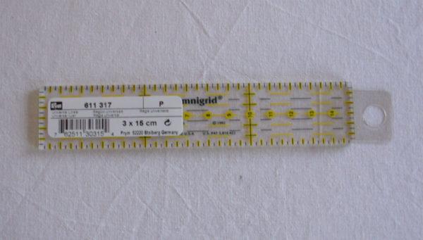 prym regolo 3 x 15 cm