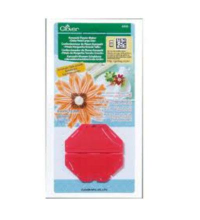 Clover fiori kanzashi petali a margherita 8489