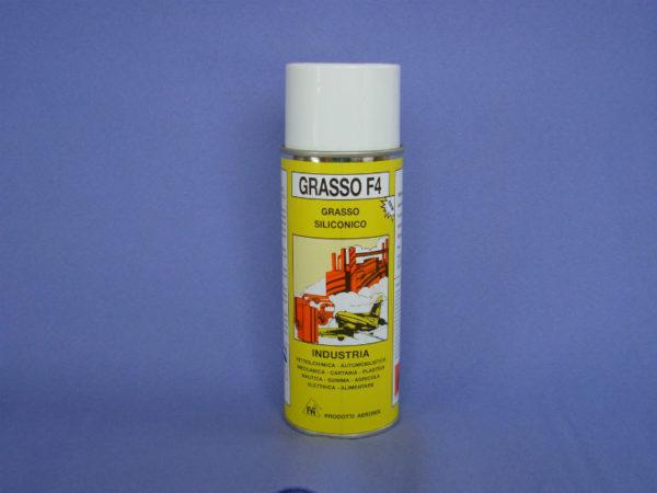 grasso spray siliconico