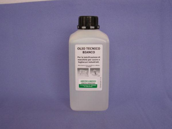 olio tecnico bianco 1lt.