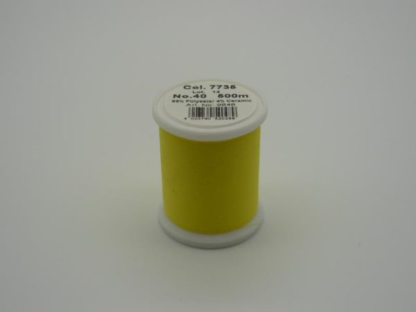 Madeira Frosted Matt No.40 colore 7735
