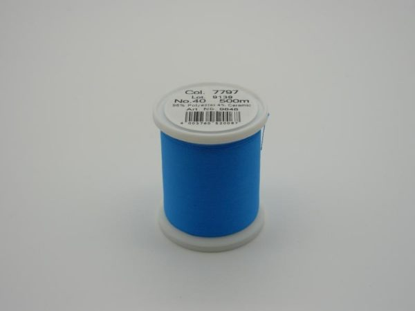 Madeira Frosted Matt No.40 colore 7797