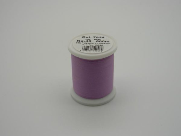 Madeira Frosted Matt No.40 colore 7834