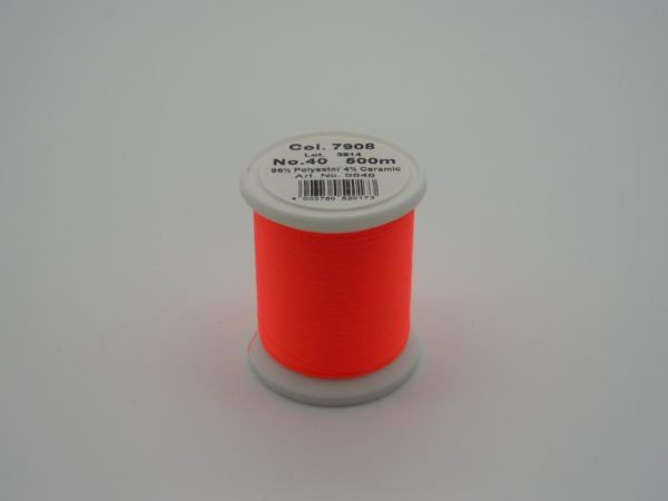 Madeira Frosted Matt No.40 colore 7908