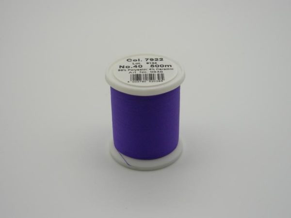 Madeira Frosted Matt No.40 colore 7922