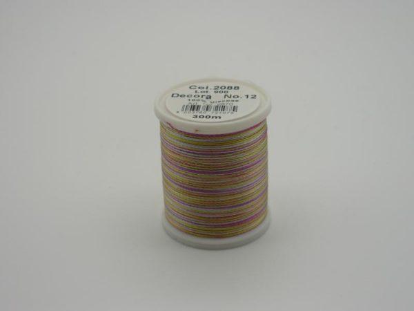 Madeira Decora No.12 colore 2088