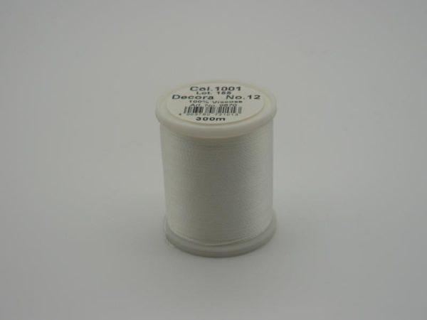 Madeira Decora No.12 colore 1001