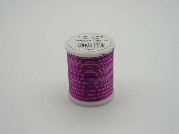 Madeira Decora No.12 colore 2098