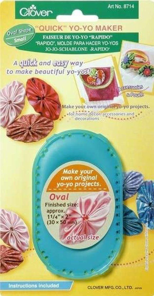 Clover yo-yo ovale small 8714