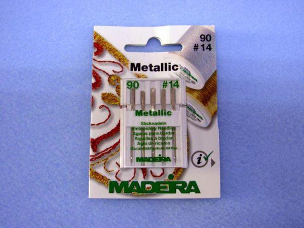 Aghi Madeira metallic