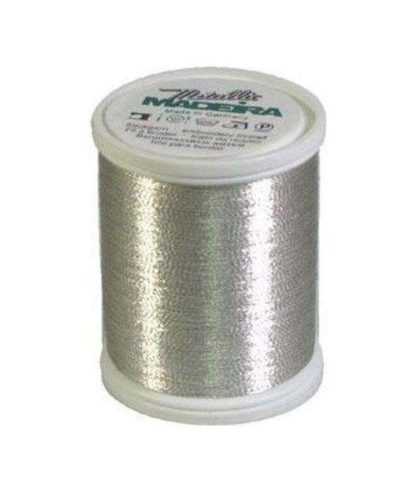 Madeira Metallic colore silver