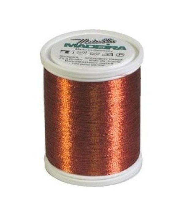 Madeira Metallic colore copper