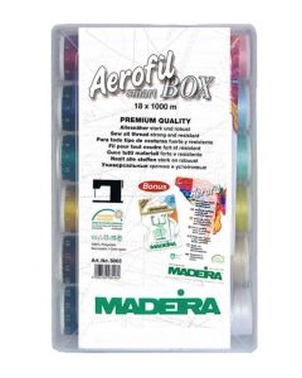 Madeira smart box Aerofil No.120