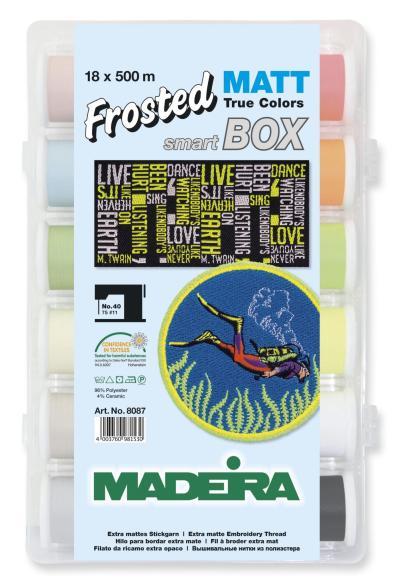 Madeira smart box Frosted Matt