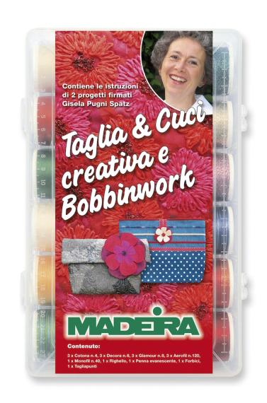 Madeira smart box Taglia & Cuci Creativa
