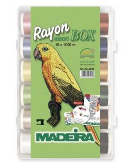 Madeira smart box Rayon