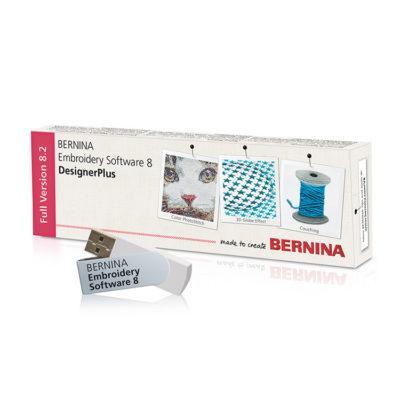 Bernina Software Ricamo V8