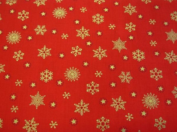 Tessuto di Natale tan 032