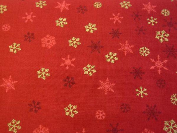 Tessuto di Natale tan 039