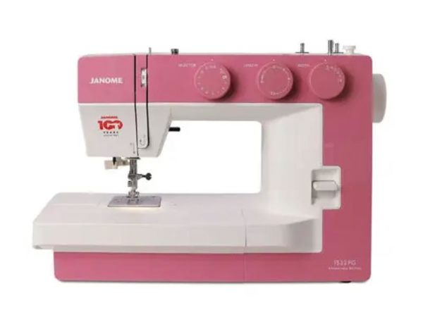 Janome 1522 PG Pink Anniversary Edition