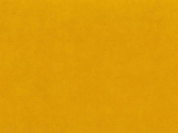 Tessuto in similpelle elephant colore senape H140
