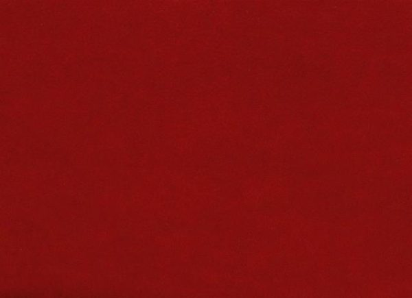 Tessuto in similpelle elephant colore rosso H140